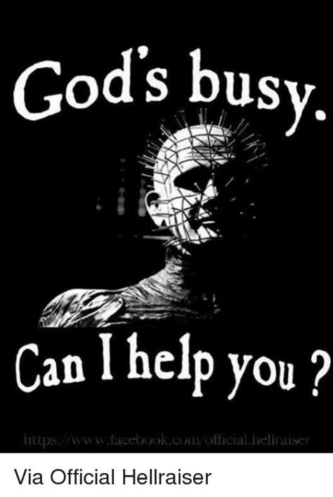 God Help Me Meme - 25 best memes about hellraiser hellraiser memes