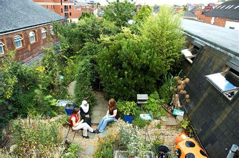 rooftop planting risc roof garden