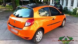 Renault Occasion Orange : renault clio orange metallic wrappsta berlin ~ Accommodationitalianriviera.info Avis de Voitures