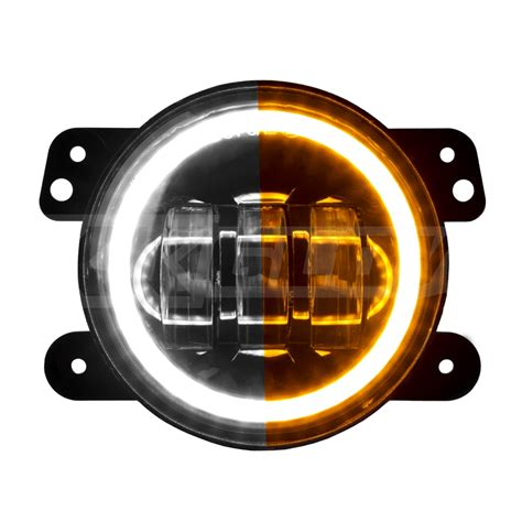 Led Fog Lights by Xkglow 4in Ultra Bright Wide Angle Led Fog Light Switch