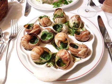 cuisine escargots the best escargot in insidr