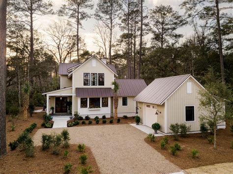 Pictures Of The Hgtv Smart Home 2018 Front Yard  Hgtv