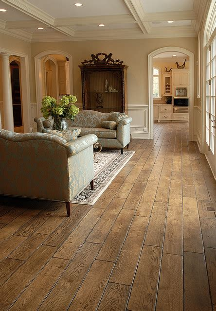 residences traditional hardwood flooring chicago by signature innovations llc