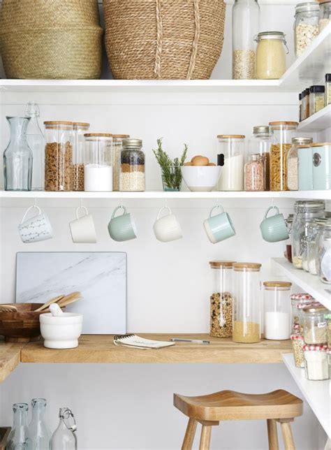 small kitchen storage ideas  ways  declutter