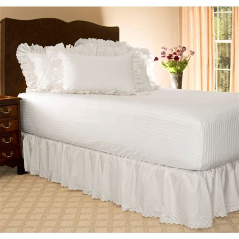 Eyelet Ruffled Pillow Sham   ShopBedding.com