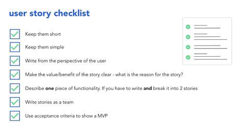 write good user stories  agile software development