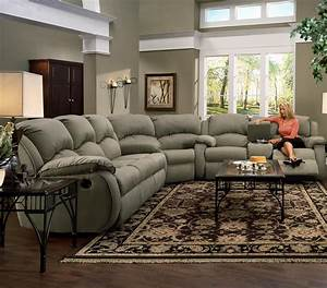 Sectional sofa design sectional sofa with recliners for Sectionals for small rooms canada