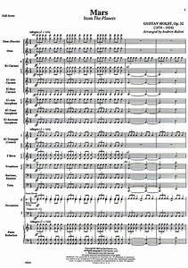 Gustav Holst – Mars, the Bringer of War Lyrics   Genius Lyrics