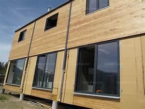 Materiaux Construction Maison : environnement ils ont choisi de construire autrement ~ Carolinahurricanesstore.com Idées de Décoration