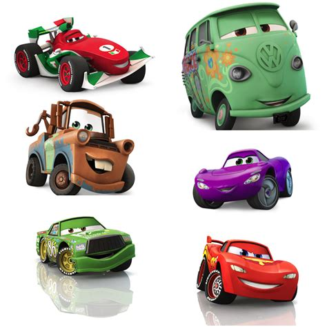 cars characters image cars characters png disney infinity wiki