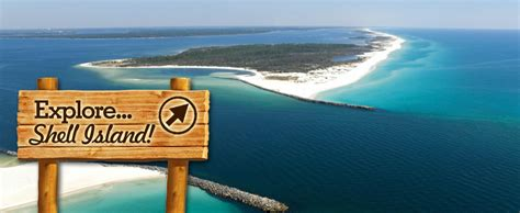 Panama City Beach Boat Rentals To Shell Island by St Andrews State Park Shell Island Shuttle Panama City
