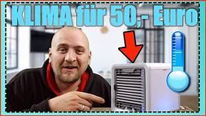 Klimageräte Für Zu Hause : klimaanlage f r zuhause g nstig unter 50 euro youtube ~ Watch28wear.com Haus und Dekorationen