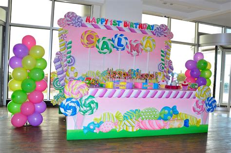 candyland party decoration  atfantasyparty party