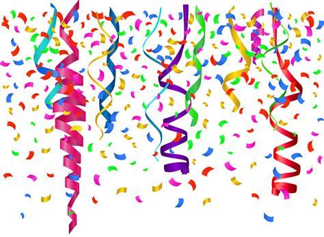 Free Confetti Clipart Pictures - Clipartix