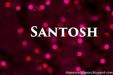santosh  wallpaper gallery