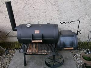 Joes Bbq Smoker : verkaufe original oklahoma joe 39 s bbq smoker grillforum und bbq ~ Orissabook.com Haus und Dekorationen