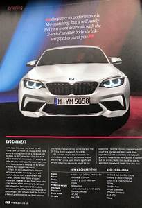 More Details  And Pics  Of Bmw M2 Competition