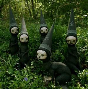 creepy creepy yard art Random Pins Pinterest Gardens