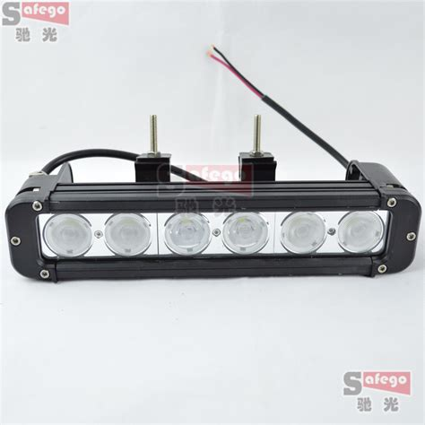 1pcs 11 inch 60w cree led light bar for road light bar