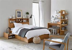 Une Chambre Style Scandinave Joli Place