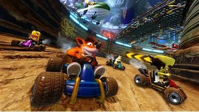 Crash Fueled Nitro Racing Team Screenshots Sanely