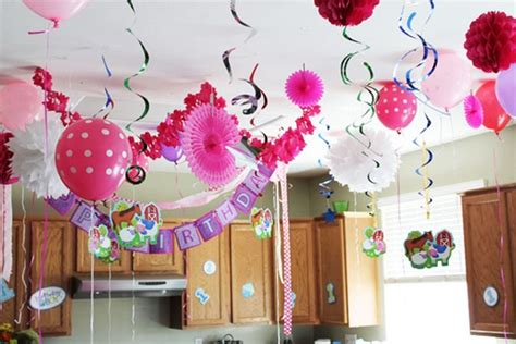 Decorating Ideas With Streamers by 40 Beautiful Ways To Decorate With Streamers For Special