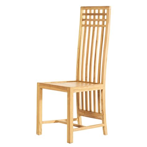 chaise en teck chaise en teck kwad vente de chaise coloris clair chez