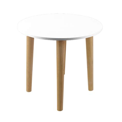 Ikea Tisch Weiß Rund by Beistelltische Holz Antik Rund Bvrao