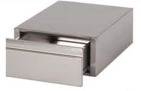 bloc tiroir cuisine bloc 1 tiroir monobloc inox aisi 304 l 400 x p 590 x h