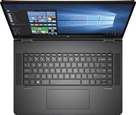HP Spectre x360   15t(7th Gen. Intel i7 7500U, 16GB RAM
