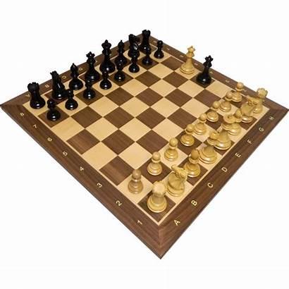 Chess Tournament Ebonized