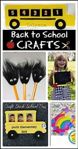 5 Back to School Crafts for Kids and Parents - Twodaloo ...