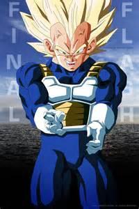 Dragon Ball Z Super Vegeta