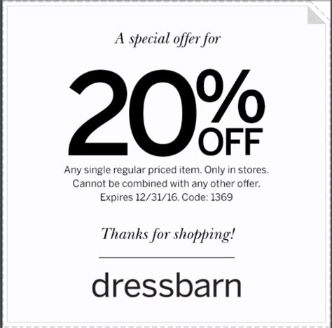 dress barn coupons in dressbarn coupons 20 promo code for november 2017
