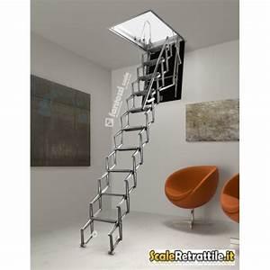 Escalier Escamotable Grenier : echelle grenier isole ~ Melissatoandfro.com Idées de Décoration
