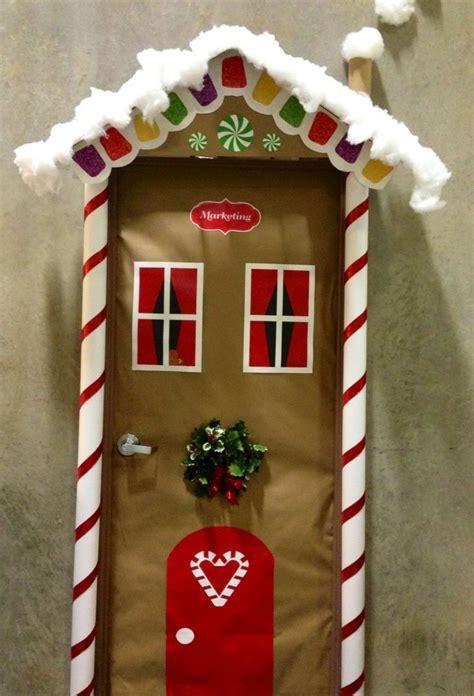 christmas door decorating ideas kindergarten classroom