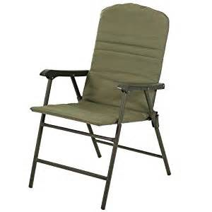 amazon com outdoor padded folding chair set of 2