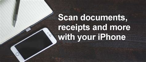 scanner apps   iphone   easy