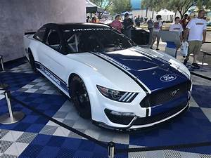2019 Mustang at Mustang Week, its not any better in person. : NASCAR