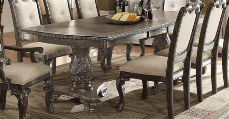 rc willey dining table washed gray old world 5 piece dining set kiera
