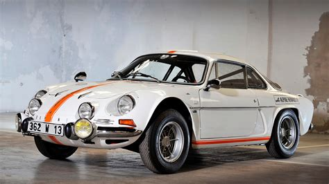 1972 Renault Alpine A110 Wallpapers & HD Images - WSupercars