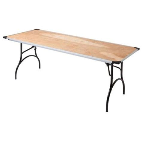 folding wood table home depot folding table home depot 28 images 6 ft commercial