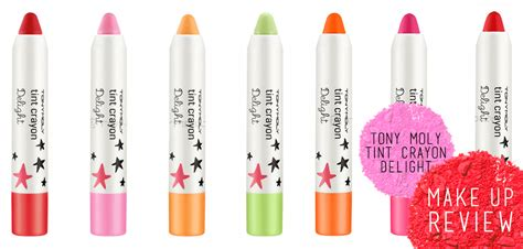 Harga Makeup Tony Moly make up review tony moly tint crayon delight unitedkpop