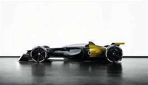 Renault Explores Future Of F1 With RS 2027 Vision Concept