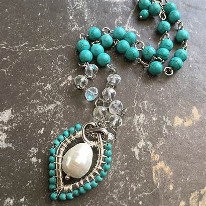 Beading Jewellery Beadsonline Beads Wire Diy Necklace