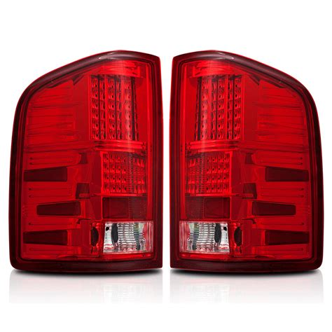 chevy truck tail lights 2007 2008 2009 chevy silverado truck tail lights led lamp