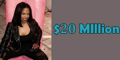 Kandi Burruss Bedroom Kandi Net Worth by Kandi Burruss Net Worth Is 20 Million Networthmag