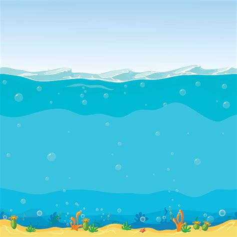 Underwater Clipart Royalty Free Sea Clip Vector Images Illustrations