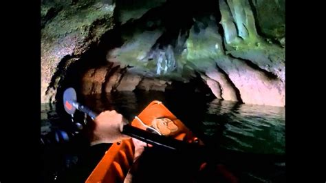Emerald Pirates Cave Tunnel Kayaking Koh Mook Island