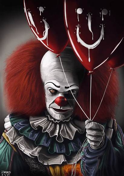 Clown Pennywise Dancing Wallpapers Scary Clowns Horror